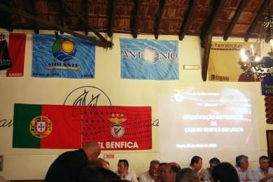 Apoios Jantar de Apresentação Casa SLB Lagos