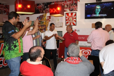 Jogo Benfica-Estoril