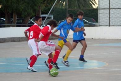 Equipa de Futebol Torneio Júlio do Serro